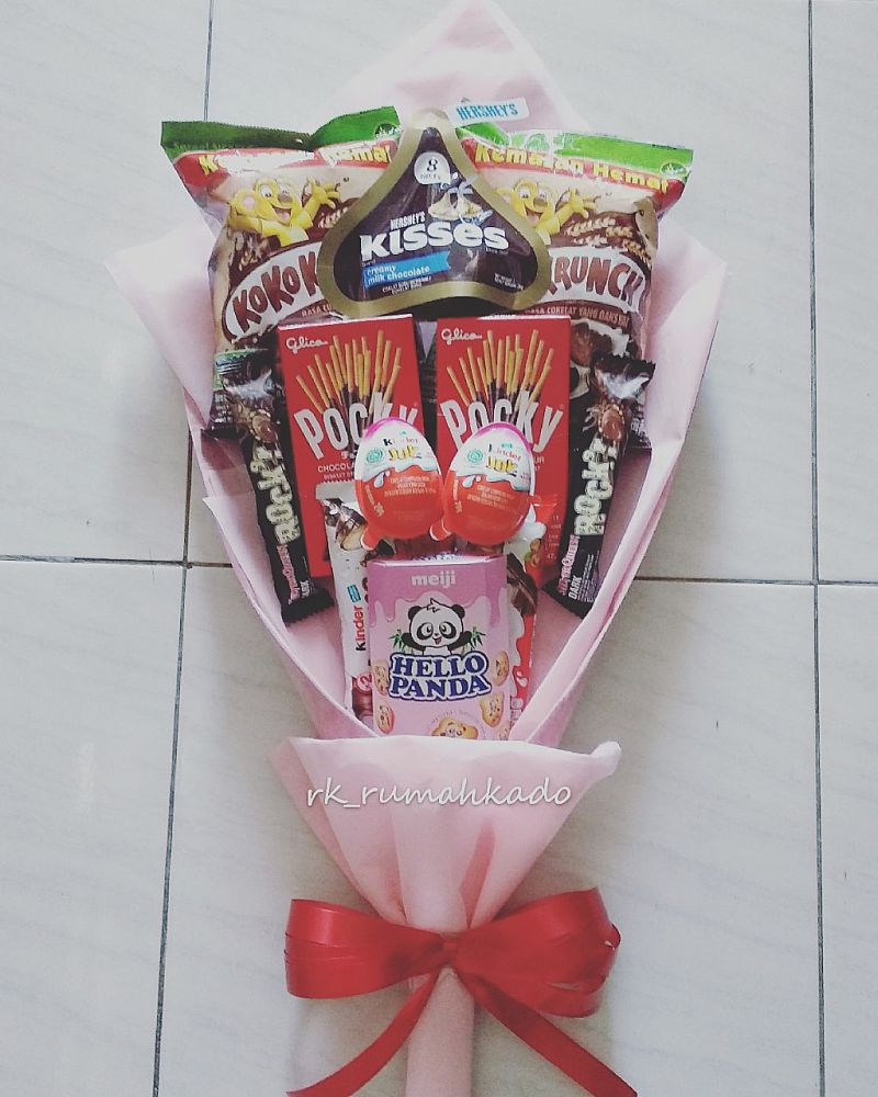 Premium Snack Bouquet